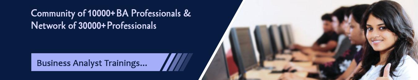 Business Analyst Training | Business Analyst Training Institute